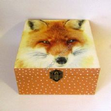 Hand Decorated Trinket Boxes